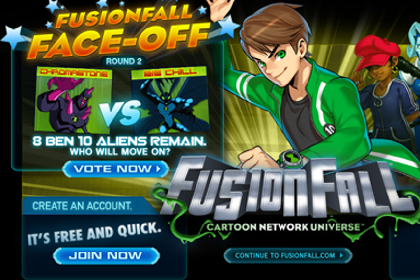 Cartoon Network Launches Online Game Digital Campaign Asia