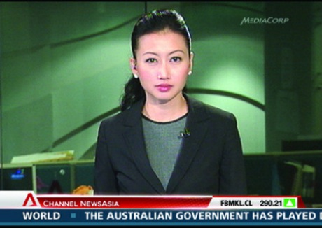 Channel News Asia Revamps On Air Look And Programmes