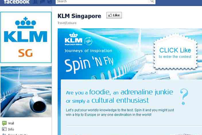 """klm surprise campaign analysis Klm makes travel more social with crowd-sourced """"the klm must see map campaign perfectly to promote the klm facebook page and """"klm surprise."""