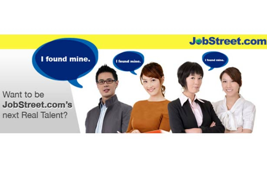 Jobstreet crowdsources for ambassadors marketing campaign asia the i found mine talent scouting campaign stopboris Image collections