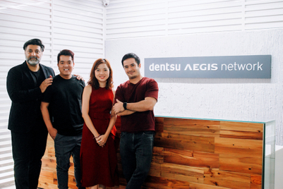 Dentsu Aegis buys Redder Advertising