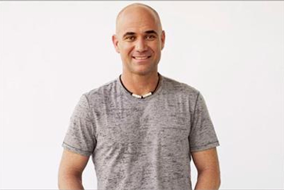 Jacob's Creek signs up former tennis ace Andre Agassi for global campaign