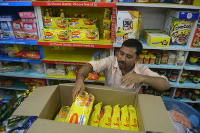 Lead-fears hammer Maggi in India