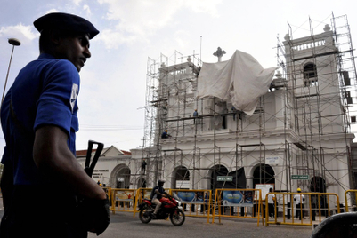 Sri Lanka rebuilds after terror attack
