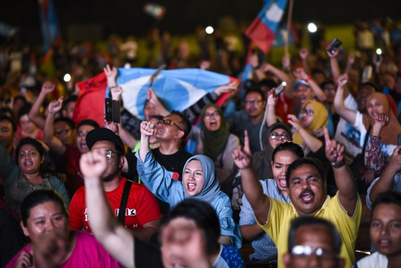 Adland reacts to Malaysia's historic vote