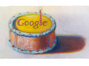 Google turns 12 years old