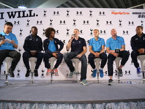 'Athlete's brand' Under Armour launches in Hong Kong, eyes other Asian markets