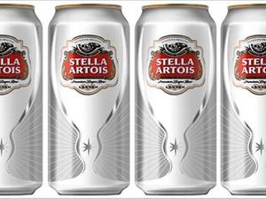 Stella Artois creates 'chalice' can