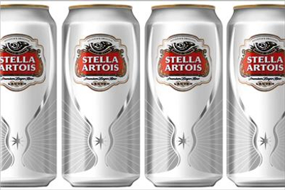Stella Artois creates 'chalice' can
