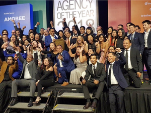 2018 Agency Network of the Year winners