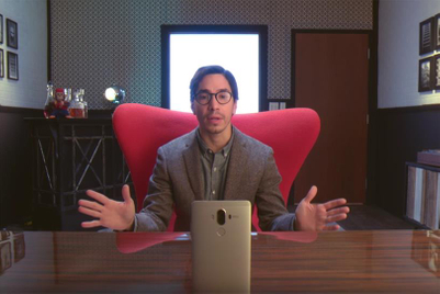 Justin Long defects from Apple to Huawei for US invasion