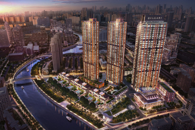 Bulgari Hotel Shanghai to debut in mid-June