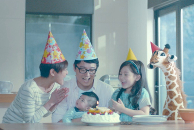 Yakult campaign offers health as the best birthday wish
