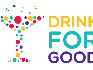 Bars, brands join 'Drink for Good' event
