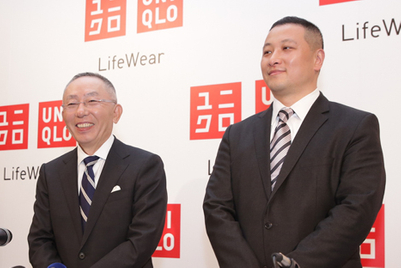 Uniqlo founder expresses brand ambition at launch of Hong Kong flagship store