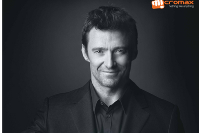 Micromax enlists Hugh Jackman as brand ambassador for smartphone launch
