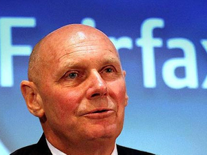 Fairfax Media CEO steps down