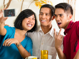 Reaching Indonesia's young mobile consumers