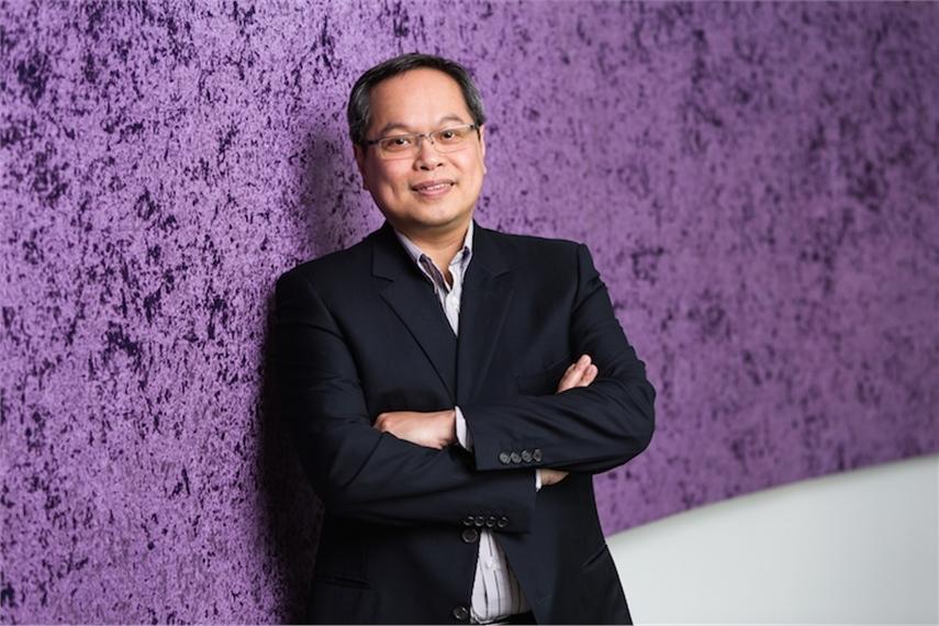 Rico Chan, vice-president and managing director INSEA, Hong Kong and Japan at Oath