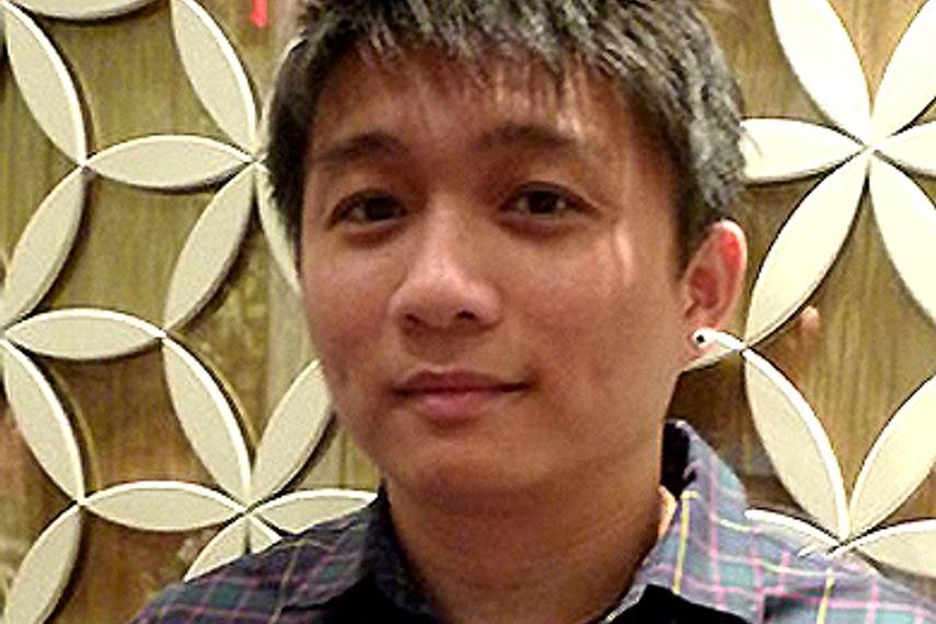 Alan Leong digital creative group head BBDO/Proximity Singapore