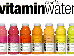 Glaceau vitaminwater rolls out global campaign using crowdsourcing