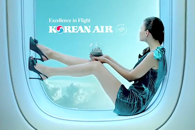 Korean Air launches global campaign 'For life on a whole new scale'