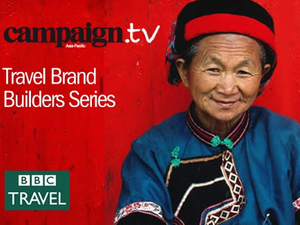CampaignTV: The Peninsula's Jean Forrest on building a travel brand