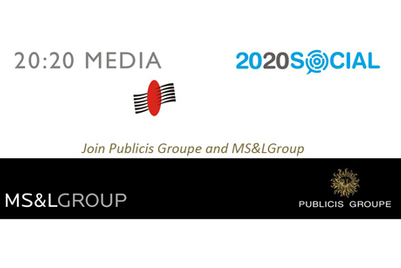 MS&L Group acquires 20:20 Media, 2020 Social in India