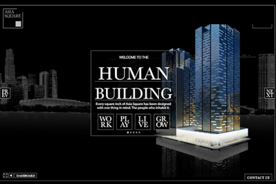 CASE STUDY: Asia Square positions itself in Singapore's CBD as a Human Building