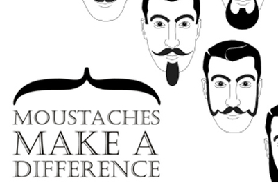TBWA Singapore supports prostate cancer research by growing moustaches