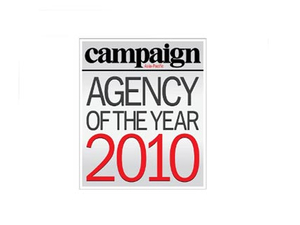 Campaign's Agency of the Year 2010 receives record number of entries, introduces holding company award