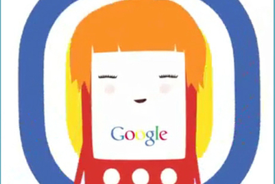 Google Mobile creates animated character Mobaco for Japan