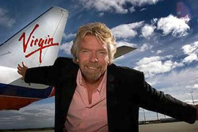 Virgin boss to honour bet with Air Asia CEO