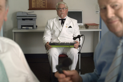 KFC revives Colonel Sanders after a decade for Australian cricket