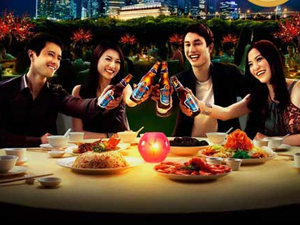 UPDATE: Tiger Beer's multi-million dollar campaign for Lunar New Year 2011