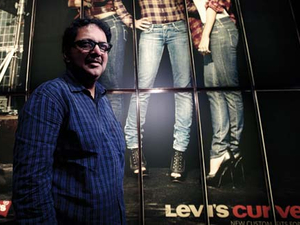Profile: Shumone Chatterjee, VP marketing for APAC at Levi's
