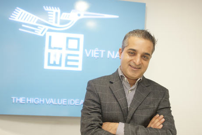 Lowe + Partners names Vikas Mehta regional growth officer