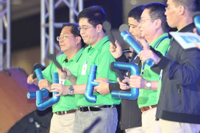 Y&R Philippines helps Maynilad Water set Guinness World Record