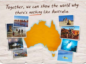Australian tourist board reviews US$110m media account