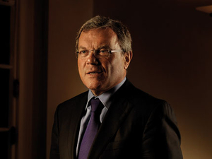 Profile: Sir Martin Sorrell on new technology and Asian leadership