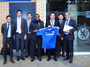 Chelsea Football Club to partner with local brands in region