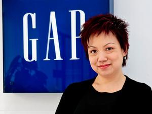 Profile: Gap China marketing head Grace Wong