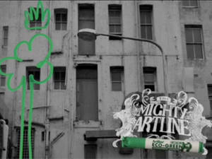 GPY&R Sydney launches vignettes for 'Mighty Artline' campaign
