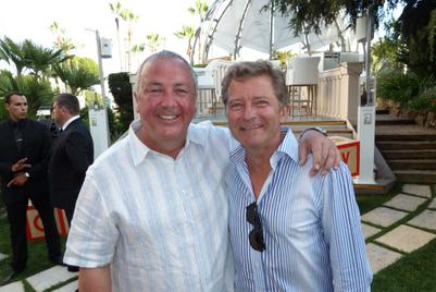 Cannes 2011: Leo Burnett party