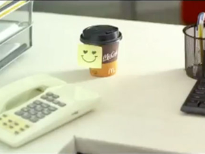 Leo Burnett 'Post It' TVC introduces McDonald's Philippines new coffee product
