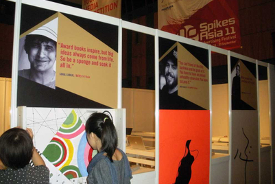 Young Spikes offer a glimpse of future creativity in Asia