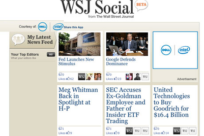 Digital happenings this week from WSJ, Tribal DDB, JWT and more