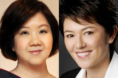 Edipresse appoints Zita Ong and April Hsu as MDs for Hong Kong and China, respectively