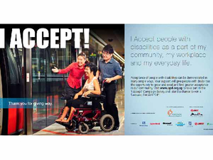 SPD gathers nation's perception of disabled people