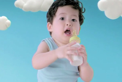 Century-old Eu Yan Sang launches 'Talking to babies' cartoon ad for its new product launch